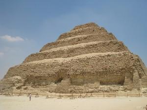 Djoser's-step-pyramid