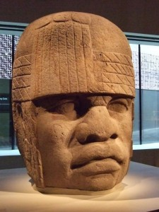 Olmec-head