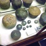 Petrie-granite-weights-late-period