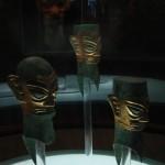 Sanxingdui-masks