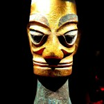 Sanxingdui_gold_mask