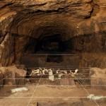 Teotihuacan-Tunnel