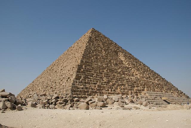 Pyramid-Menkaure