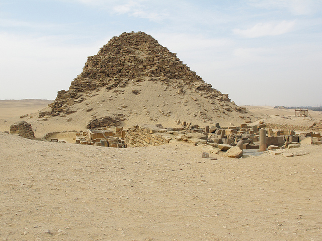Pyramid-Sahure