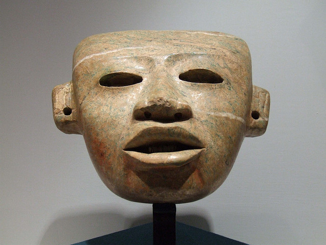 Teotihuacan-mask
